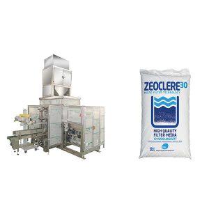20 کیلوگرم دستگاه بسته بندی کیسه های بزرگ زئولیت با ماشین آب بندی