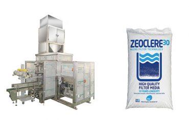 کیسه اتوماتیک کامل اتوماتیک ماشین بسته بندی نمک