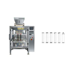 8 خط Multi Line Sachet Stick شکر بسته بندی ماشین