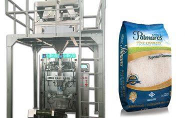 1-5 کیلوگرم دستگاه بسته بندی اتوماتیک گرانول