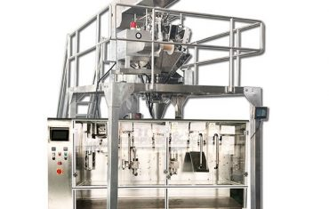 دستگاه بسته بندی اتوماتیک از قبل ساخته شده از دانه بسته بندی اتوماتیک