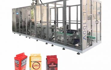 اتوماتیک خط تولید نوع آجر ماشین بسته بندی کیسه خلاء