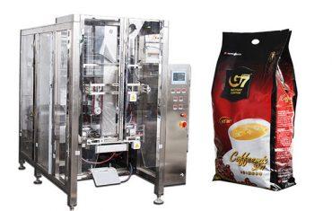 ماشین ظرف بسته بندی اتوماتیک دستگاه بسته بندی ماشین ظرفیت فنجان پر کردن دستگاه