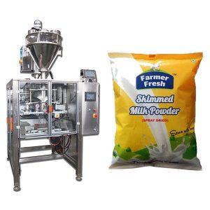 دستگاه بسته بندی پودر شیر